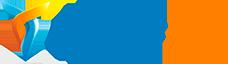 логотип Локус Лаб - горизонтальный